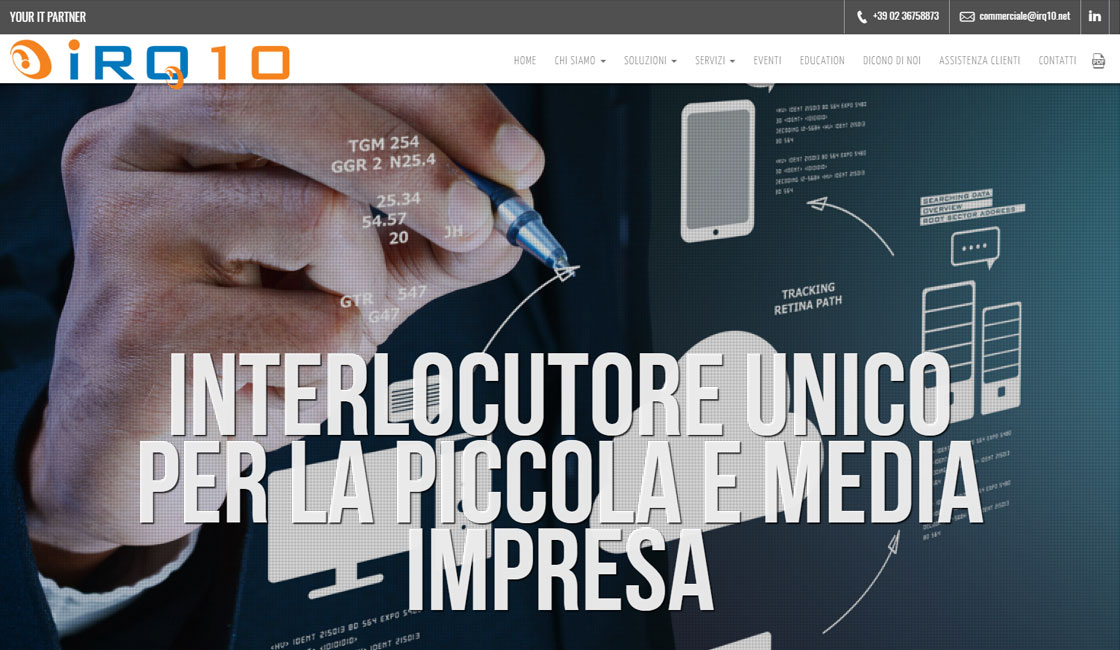 Web design - Grafica - Brand identity